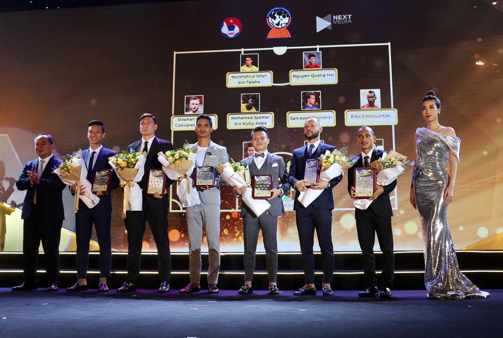 HLV Park Hang Seo, Quang Hải thắng Giải HLV và cầu thủ của năm tại AFF Awards 2019 - Ảnh 7.