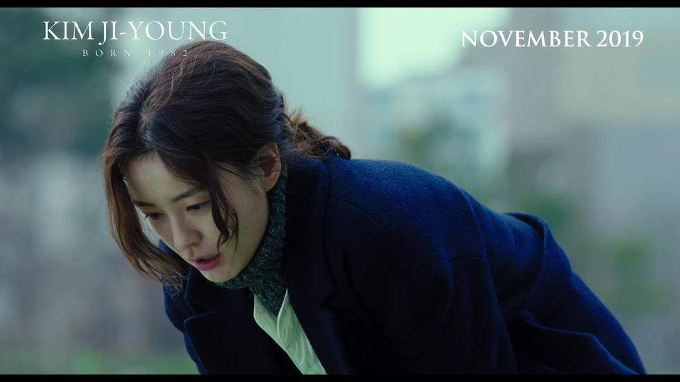 Kim Ji Young dậy sóng xã hội: Người phụ nữ trầm cảm sau sinh - Ảnh 3.