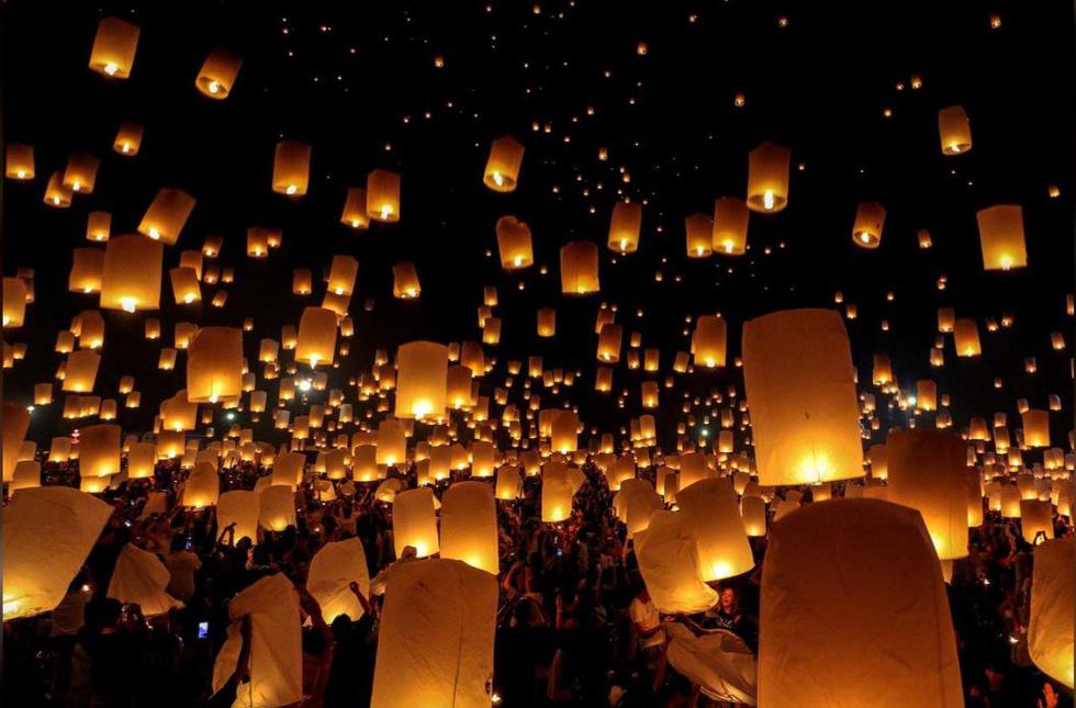 Lo máy bay vướng đèn trời, Thái Lan hủy hàng trăm chuyến bay - Ảnh 6.