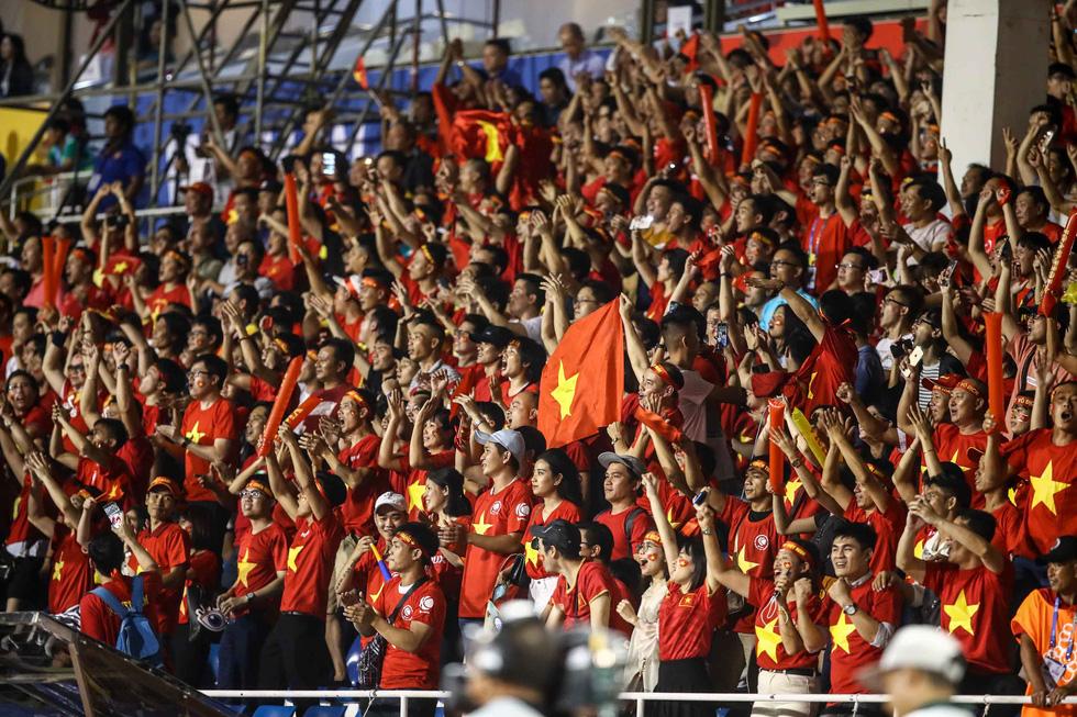 Những tình huống nghẹt thở trong trận thắng của U22 Việt Nam trước U22 Indonesia - Ảnh 12.