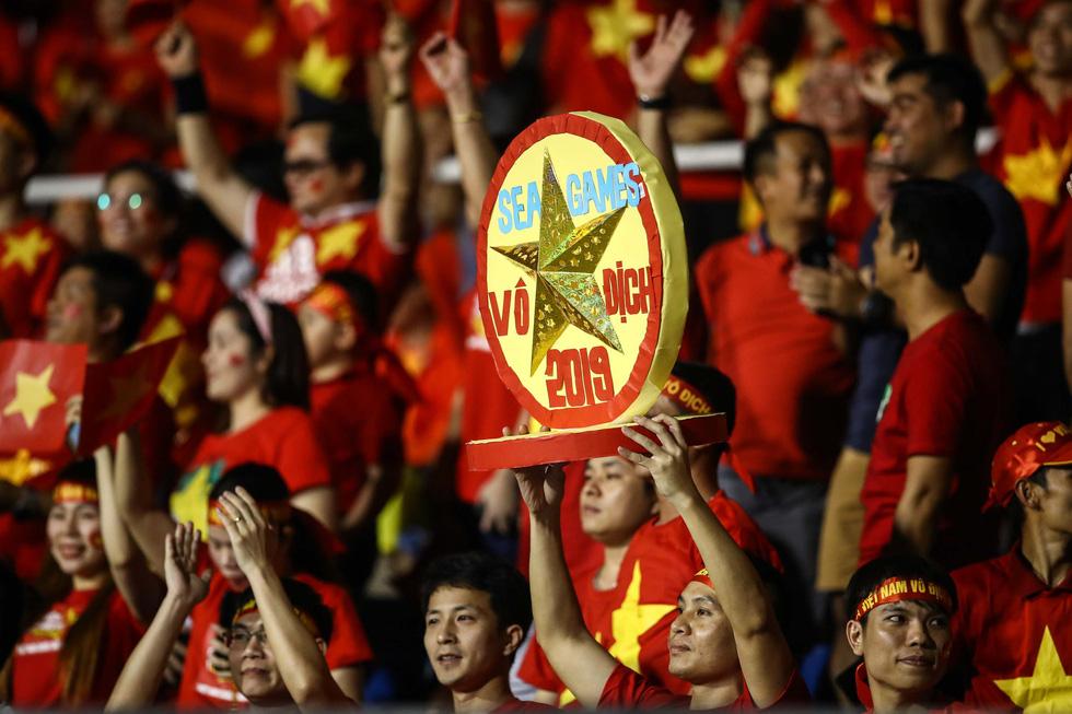 Những tình huống nghẹt thở trong trận thắng của U22 Việt Nam trước U22 Indonesia - Ảnh 13.
