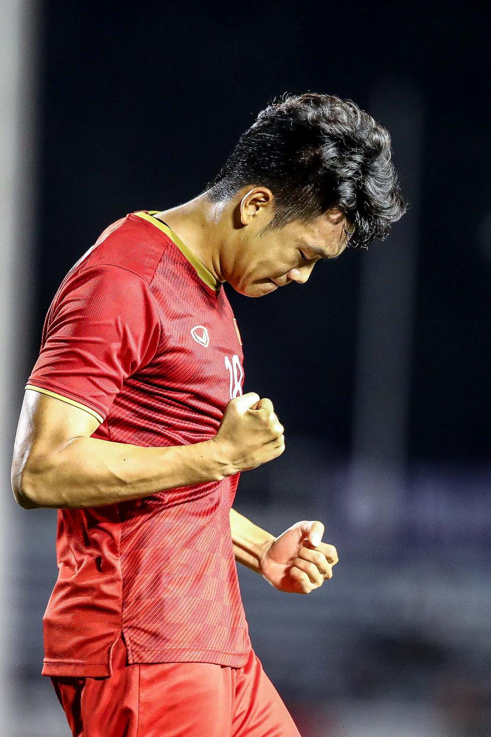 Những tình huống nghẹt thở trong trận thắng của U22 Việt Nam trước U22 Indonesia - Ảnh 4.