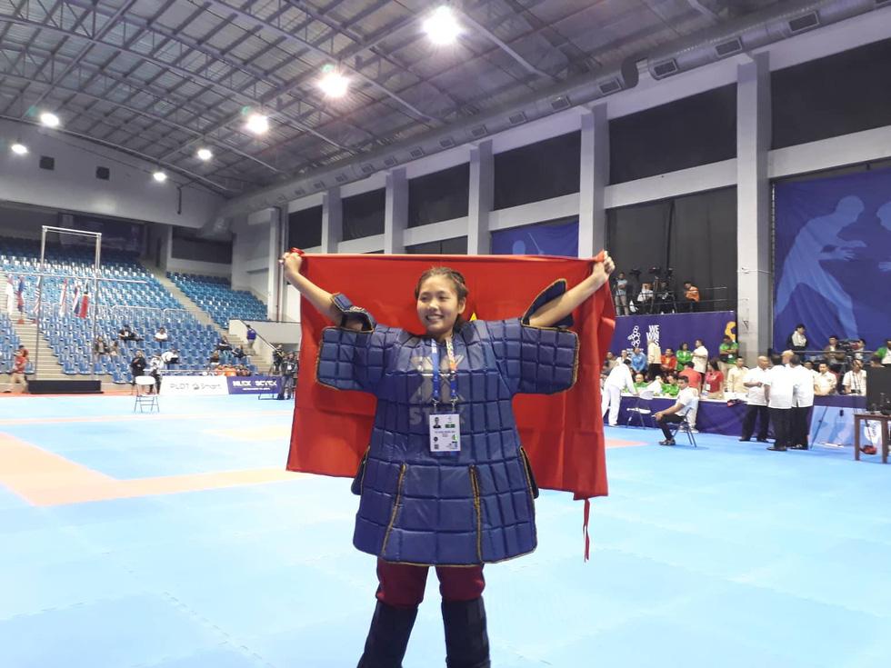 Việt Nam 'mở hàng' SEA Games 2019 bằng 10 HCV - Ảnh 3.