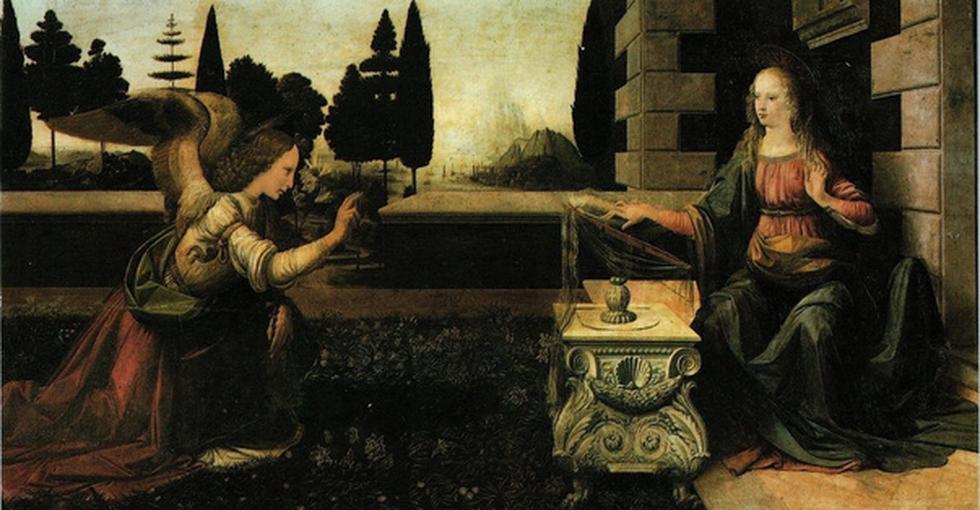 Thiên tài Leonardo da Vinci 'đến'… ga Hà Nội - Ảnh 6.