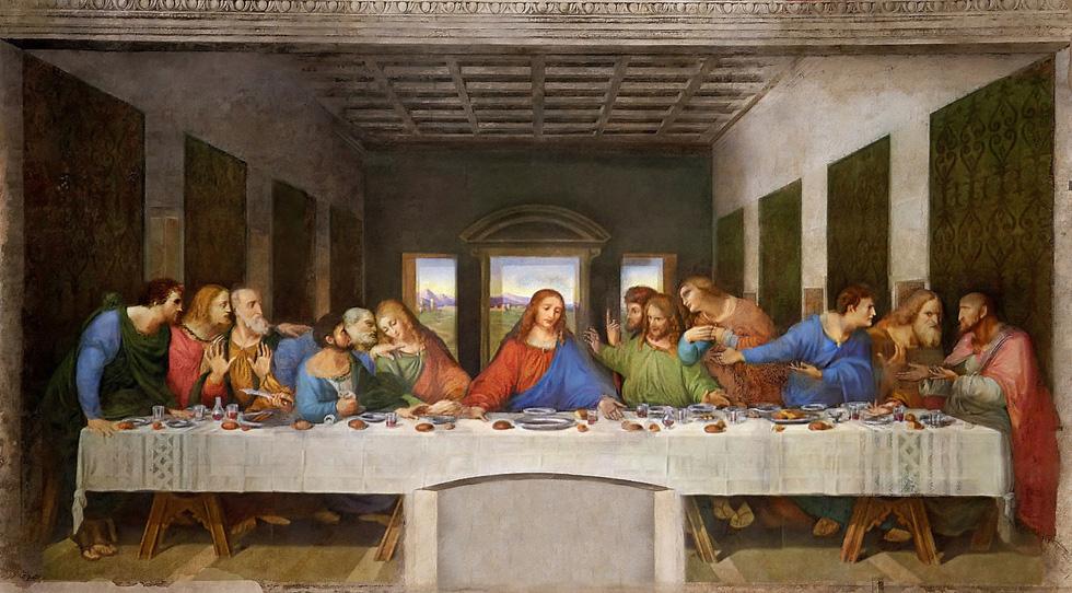 Thiên tài Leonardo da Vinci 'đến'… ga Hà Nội - Ảnh 9.