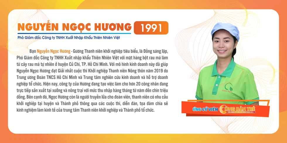 Nữ cầu thủ Huỳnh Như là ứng viên 'Công dân trẻ tiêu biểu TP.HCM' - Ảnh 8.