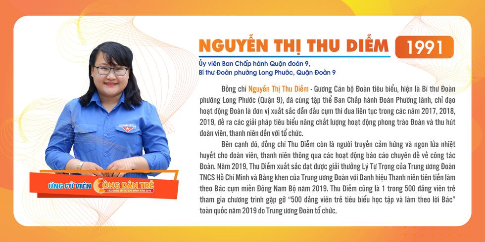 Nữ cầu thủ Huỳnh Như là ứng viên 'Công dân trẻ tiêu biểu TP.HCM' - Ảnh 6.