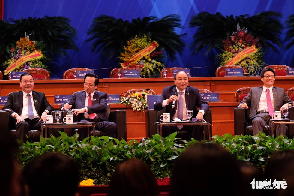 Thủ tướng Nguyễn Xuân Phúc: Sau chiến thắng bóng đá là ý chí cả dân tộc - Ảnh 1.