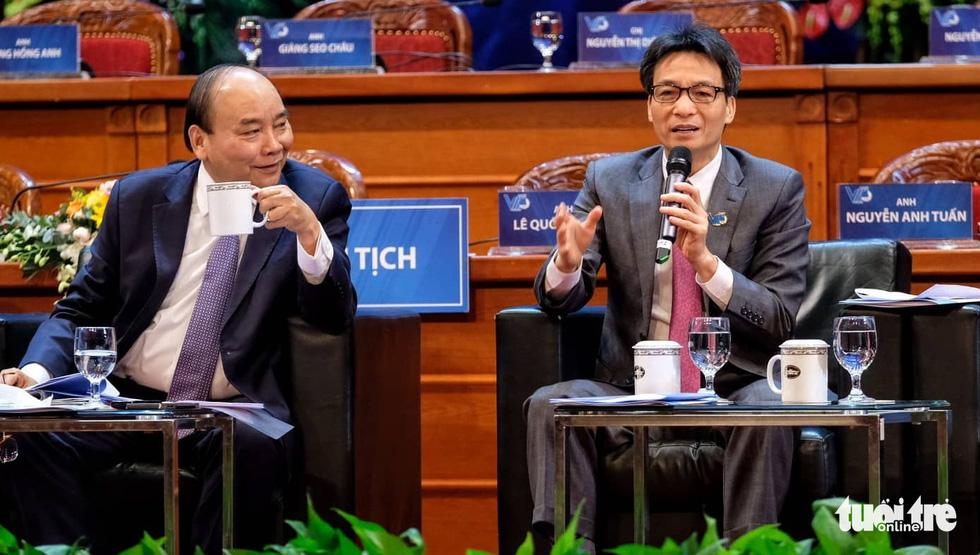 Thủ tướng Nguyễn Xuân Phúc: Sau chiến thắng bóng đá là ý chí cả dân tộc - Ảnh 4.