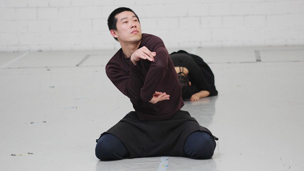 Vũ Ngọc Khải tài năng, sinh ra để múa - Ảnh 1.