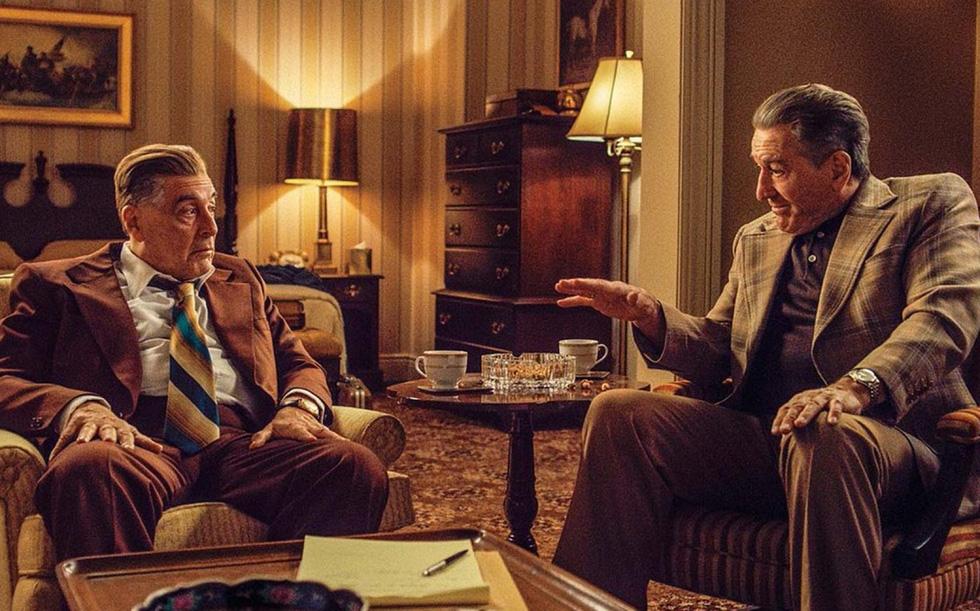 The Irishman của Martin Scorsese: Cánh cửa khép hờ vào thế giới lãng quên - Ảnh 3.