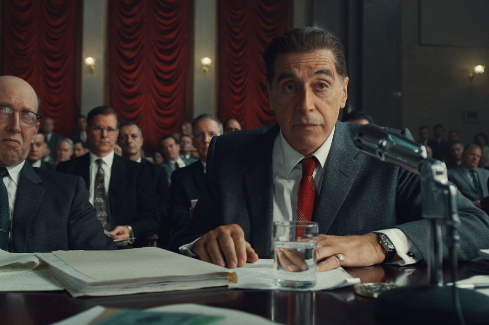 The Irishman của Martin Scorsese: Cánh cửa khép hờ vào thế giới lãng quên - Ảnh 5.