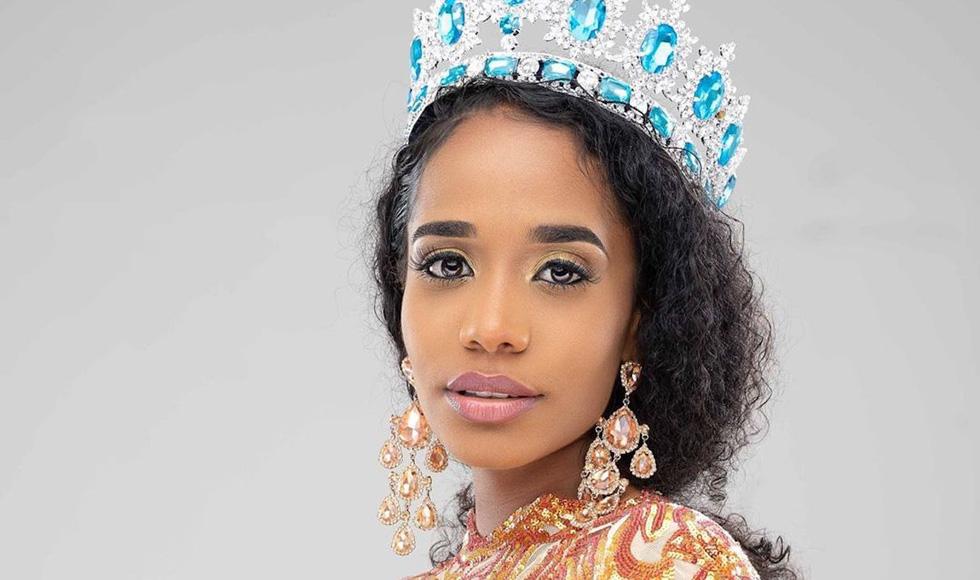Miss World 2019 Toni-Ann Singh: Cô gái tài năng hết mực yêu thương mẹ - Ảnh 1.