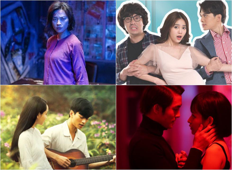 Điện ảnh Việt 2019: Phim 200 tỉ, bom tấn và những thảm hoạ - Ảnh 1.