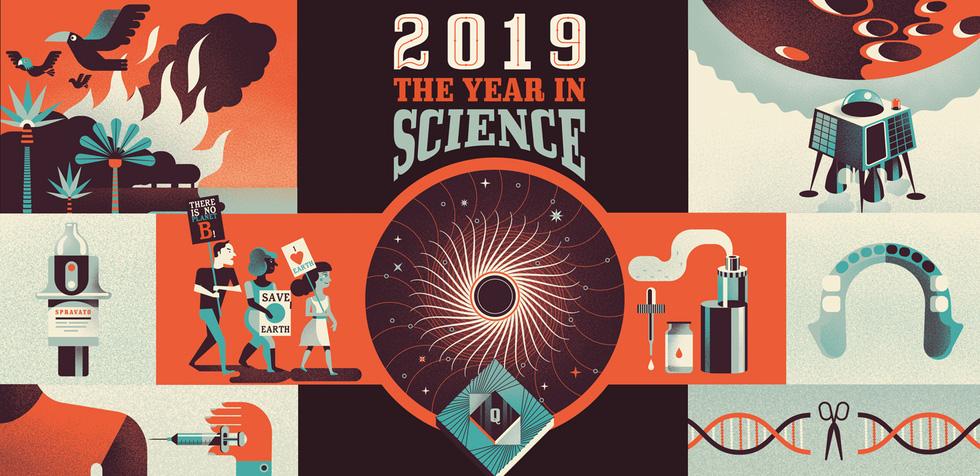 Những sự kiện khoa học đáng chú ý năm 2019 - Ảnh 1.