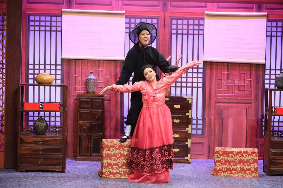 Game show Việt 2019: Tiểu phẩm hài bị ngó lơ - Ảnh 5.