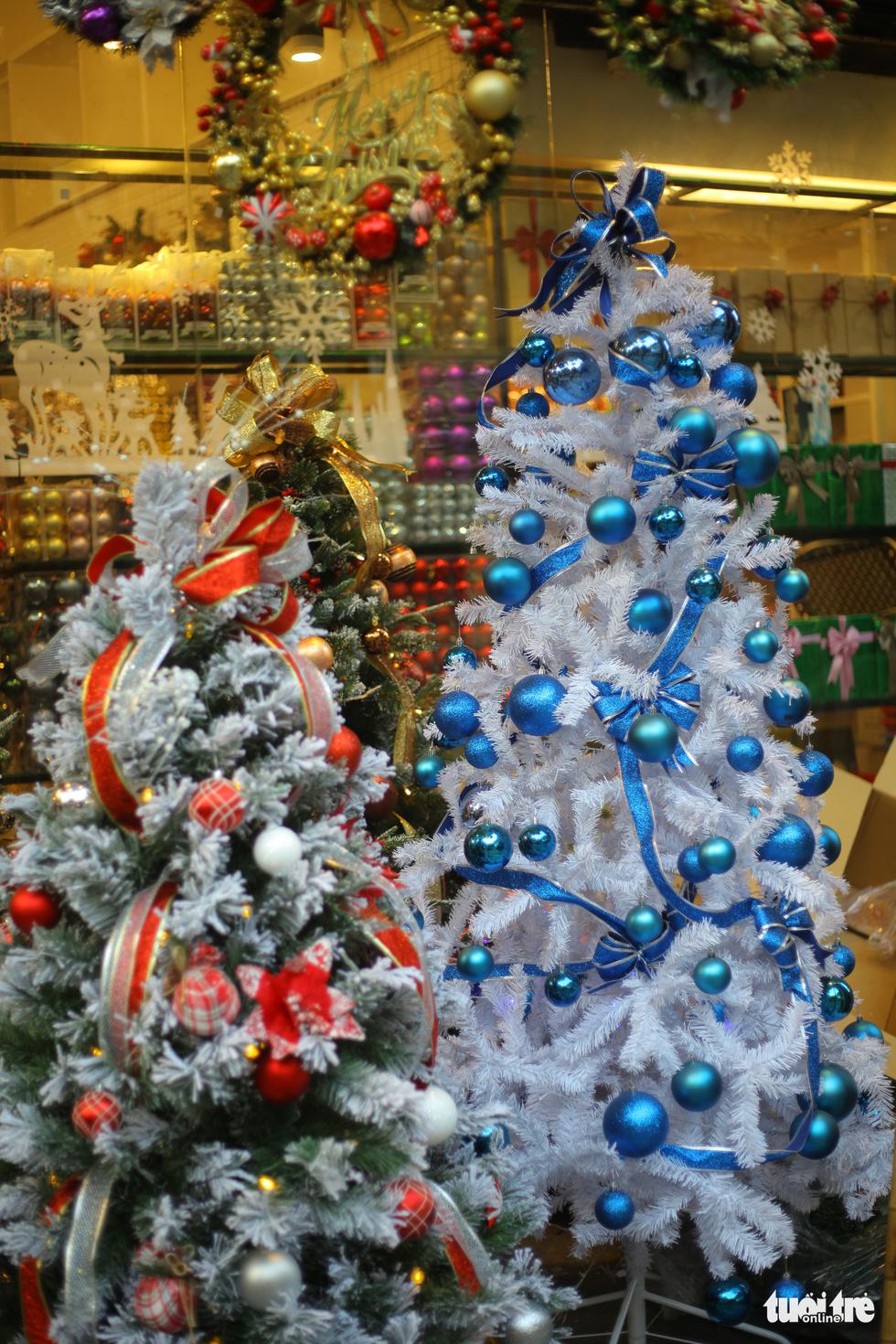 Chơi tới mùa Noel: thông 18-30 triệu vẫn hút khách - Ảnh 7.