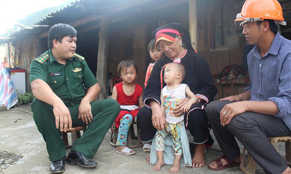 Chùm ảnh lịch sử vĩ đại 75 năm Quân đội nhân dân Việt Nam - Ảnh 12.
