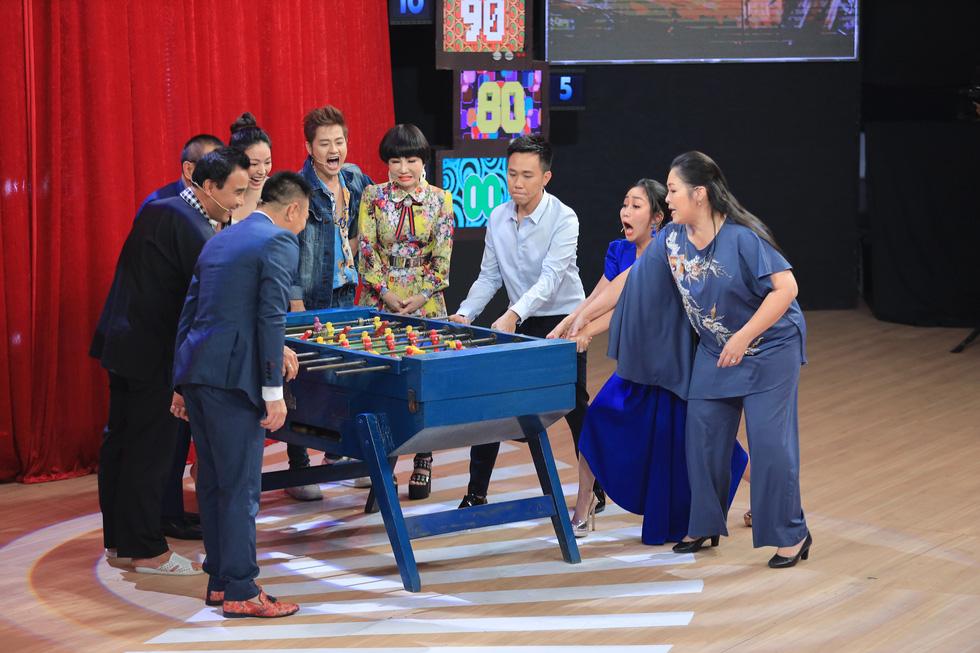 Game show Việt 2019: Tiểu phẩm hài bị ngó lơ - Ảnh 1.