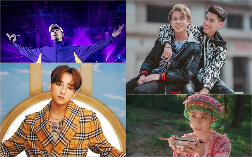 Vpop 2019: Đã có Đen, Sơn Tùng, Hà Anh Tuấn, còn có  tân binh Jack và K-ICM - Ảnh 1.