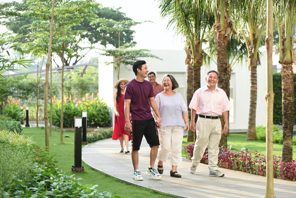 Biến house thành home với nhà ở cho gia đình nhiều thế hệ - Ảnh 1.