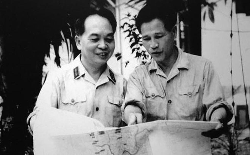 Những Đại tướng huyền thoại của Quân đội Nhân dân anh hùng - Ảnh 11.