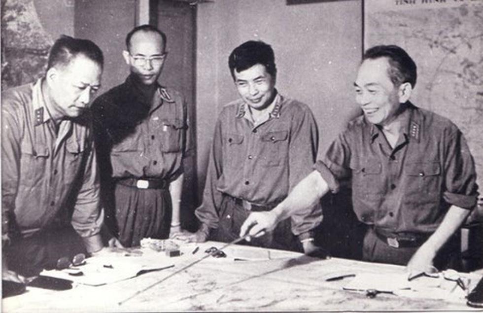 Những Đại tướng huyền thoại của Quân đội Nhân dân anh hùng - Ảnh 9.
