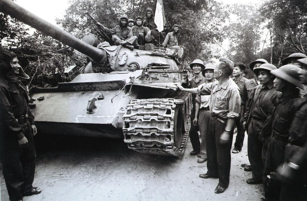 Những Đại tướng huyền thoại của Quân đội Nhân dân anh hùng - Ảnh 8.