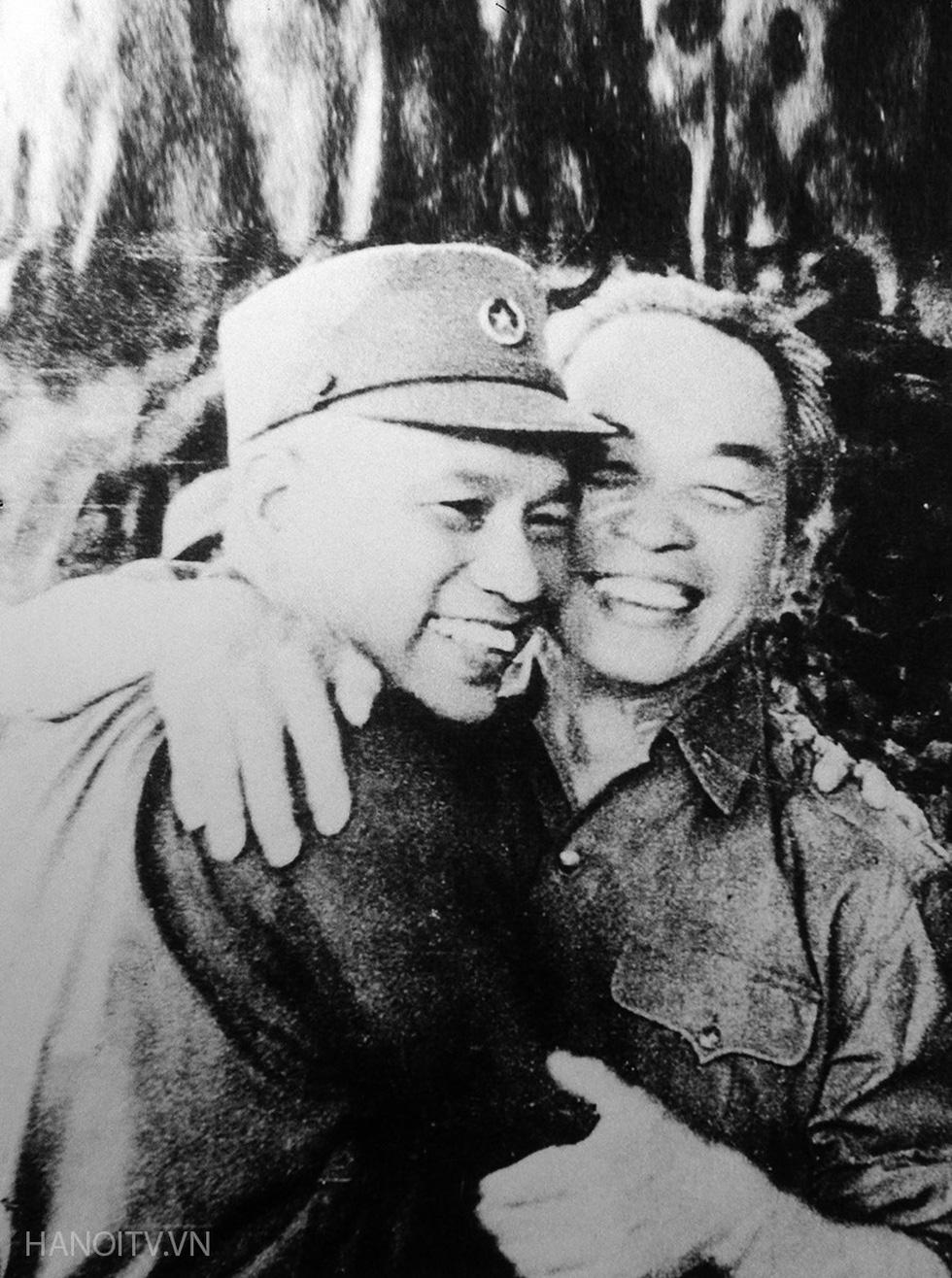 Những Đại tướng huyền thoại của Quân đội Nhân dân anh hùng - Ảnh 10.