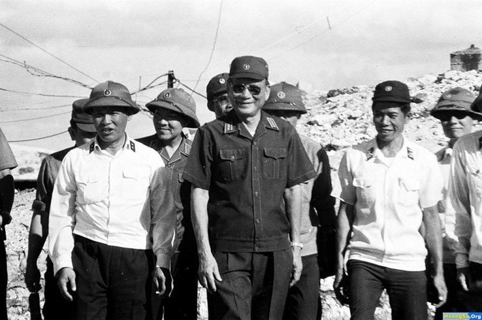 Những Đại tướng huyền thoại của Quân đội Nhân dân anh hùng - Ảnh 5.