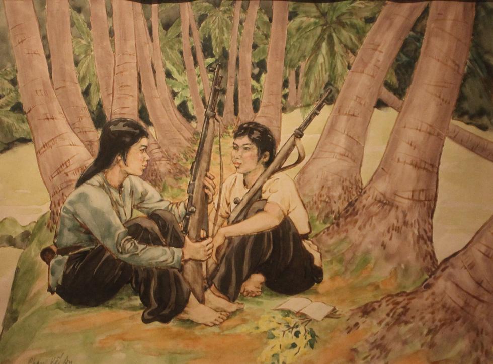 Từ nhân dân mà ra, những khoảnh khắc hào hùng và lãng mạn - Ảnh 6.