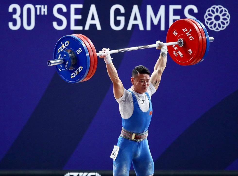 SEA Games 30 ngày 2-12: 'Ngày vàng' của Kurash, 'ngày bạc' của võ gậy - Ảnh 7.
