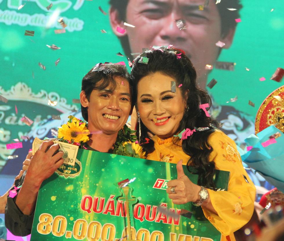 Nguyễn Chí Tâm - anh chăn vịt đoạt quán quân Tài tử miệt vườn 2019 - Ảnh 1.