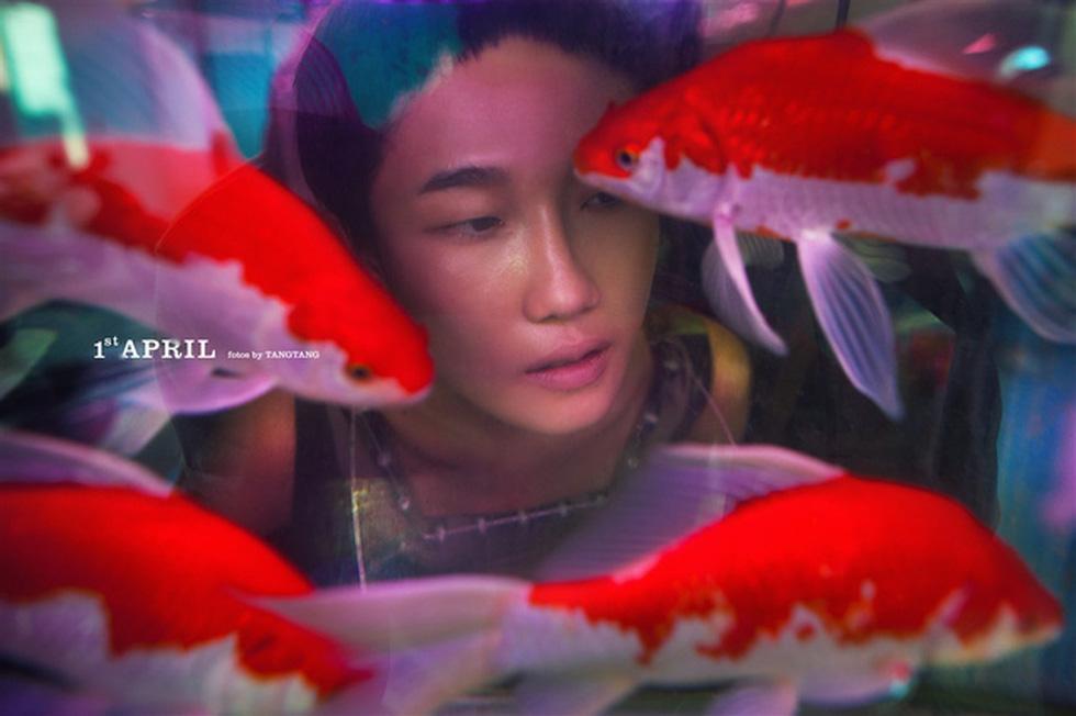 Nhà thiết kế Nguyễn Công Trí: Tôi tìm thấy bình an trong  chính mình - Ảnh 17.