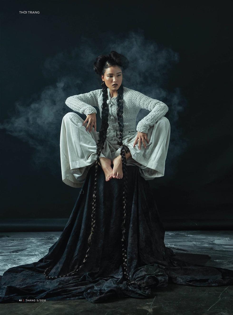 Nhà thiết kế Nguyễn Công Trí: Tôi tìm thấy bình an trong  chính mình - Ảnh 19.