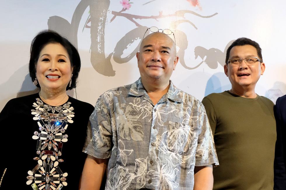 Minh Luân đầu tư vào sân khấu kịch Hồng Vân - Chợ Lớn - Ảnh 7.