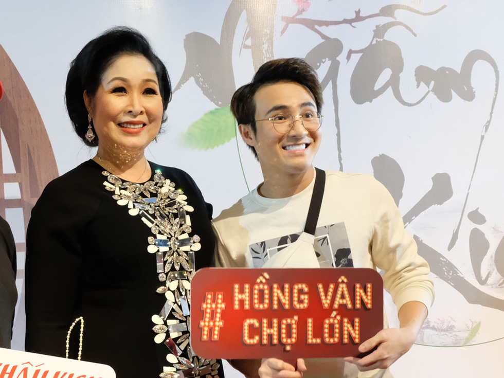 Minh Luân đầu tư vào sân khấu kịch Hồng Vân - Chợ Lớn - Ảnh 10.