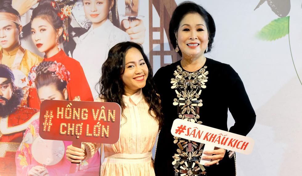 Minh Luân đầu tư vào sân khấu kịch Hồng Vân - Chợ Lớn - Ảnh 11.