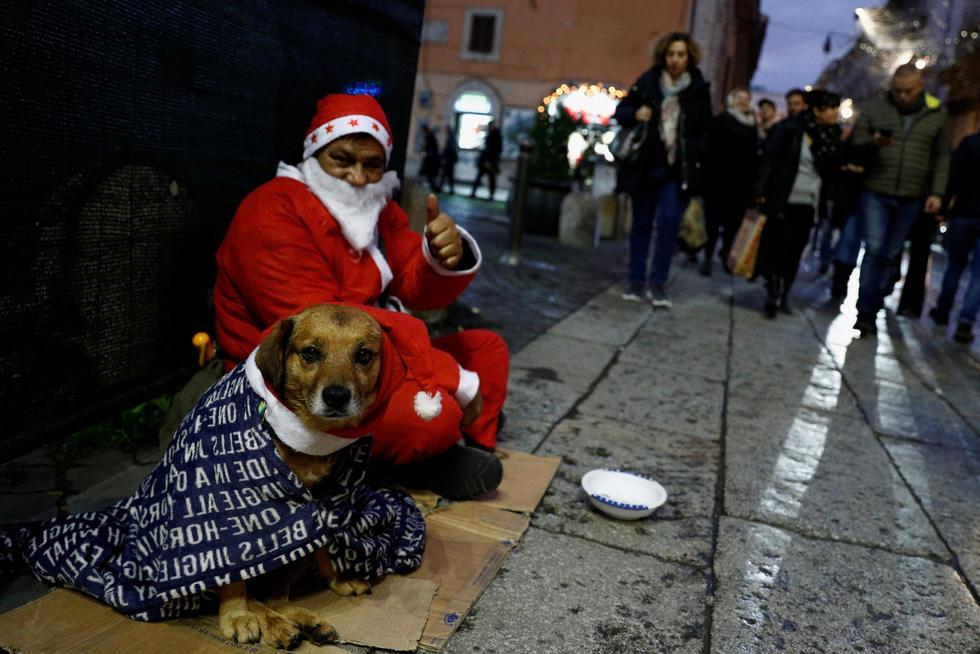 Chùm ảnh: Giáng sinh ấm áp vòng quanh thế giới - Ảnh 5.