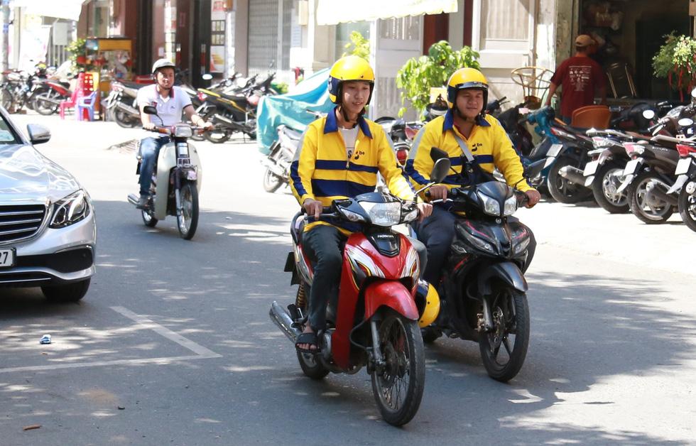 Ông Trần Thanh Hải bất ngờ rời vị trí CEO ứng dụng gọi xe Be - Ảnh 1.