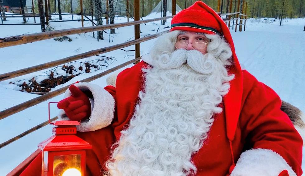 Có gì ở quê hương của ông già Noel? - Ảnh 2.