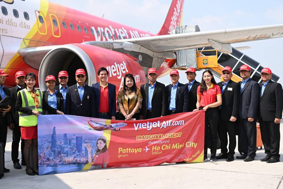 Săn vé máy bay giá rẻ từ TP.HCM đi Pattaya ngay dịp Giáng sinh - Ảnh 4.