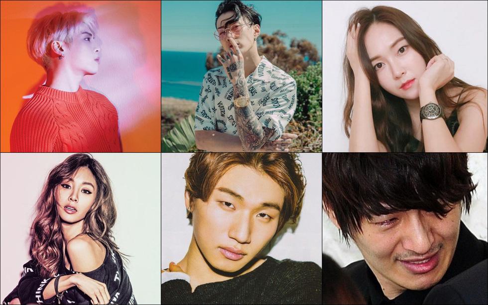 Showbiz Hàn Quốc và một thập kỷ những bê bối chấn động - Ảnh 1.