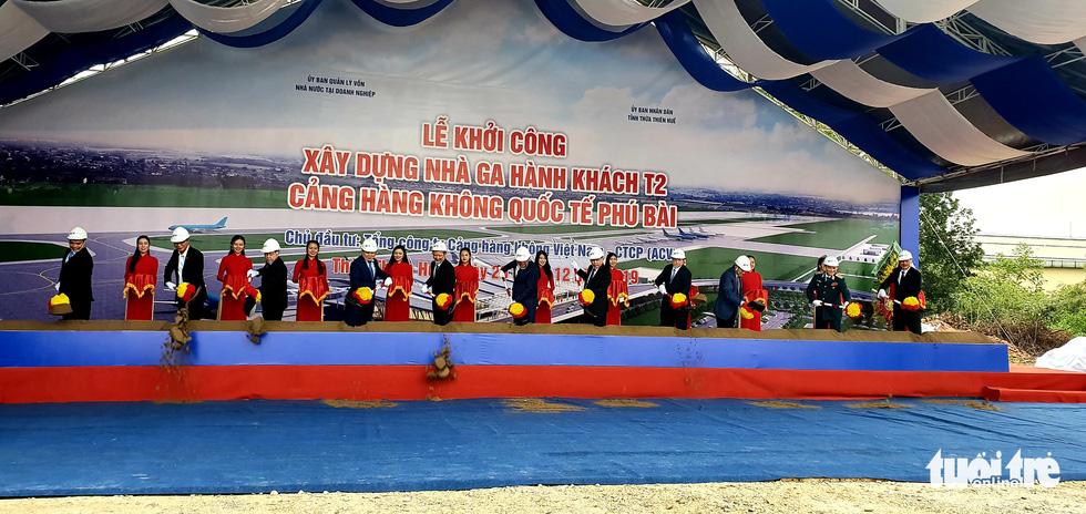 Bắt đầu mở rộng sân bay Phú Bài với 2.250 tỉ - Ảnh 1.