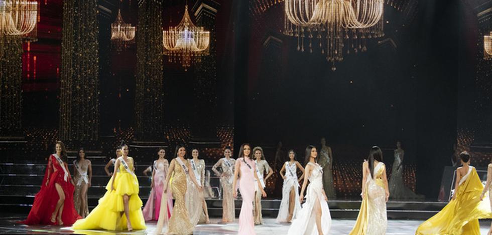 45 thí sinh Hoa hậu Hoàn vũ Việt Nam 2019 nóng bỏng trình diễn bikini - Ảnh 16.