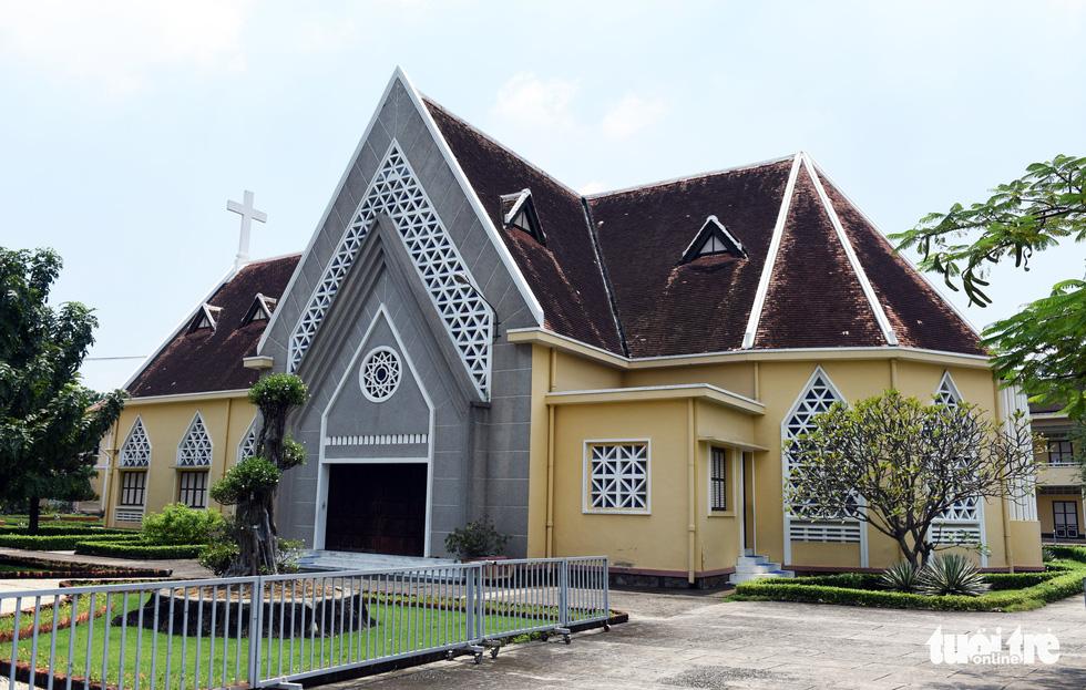 Ngắm hai công trình Công giáo cổ ở Thủ Thiêm vừa được công nhận di tích - Ảnh 15.