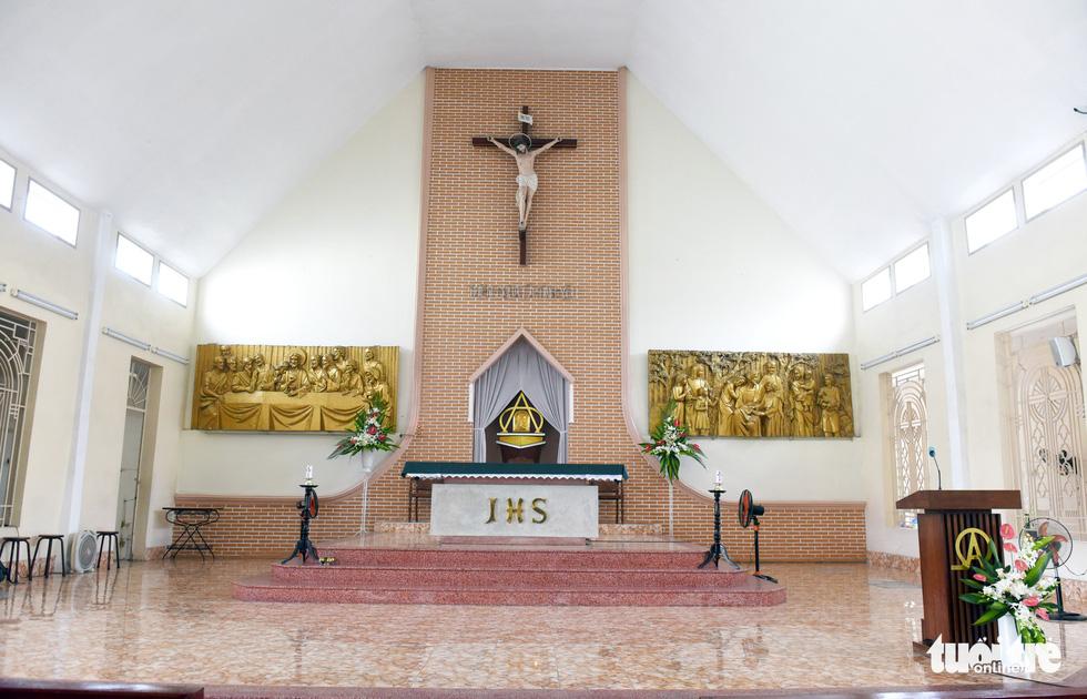 Ngắm hai công trình Công giáo cổ ở Thủ Thiêm vừa được công nhận di tích - Ảnh 6.