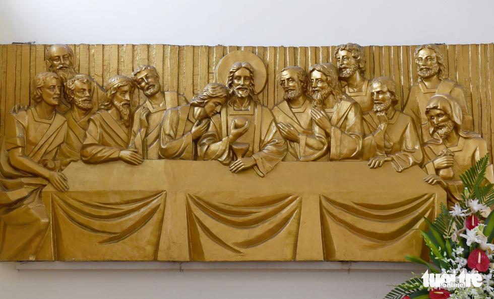 Ngắm hai công trình Công giáo cổ ở Thủ Thiêm vừa được công nhận di tích - Ảnh 9.