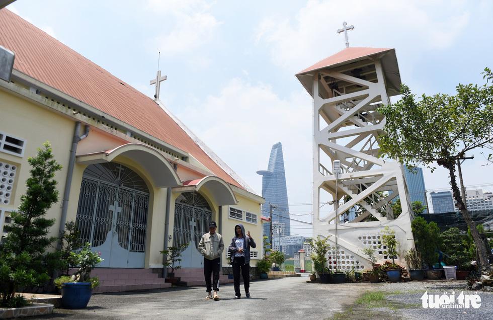 Ngắm hai công trình Công giáo cổ ở Thủ Thiêm vừa được công nhận di tích - Ảnh 10.
