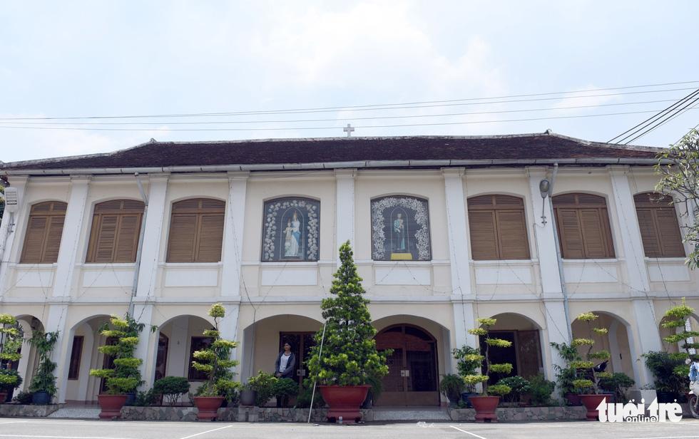 Ngắm hai công trình Công giáo cổ ở Thủ Thiêm vừa được công nhận di tích - Ảnh 11.